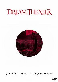 Cover Dream Theater - Live At Budokan [DVD]
